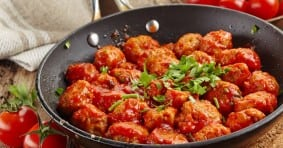 Meatballs Frikkadel Recipe