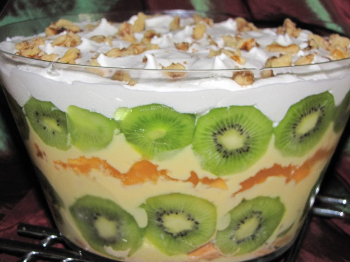 fruit trifle jamaican fruits