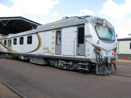 Business Express Train by Metrorail - South African Magazine - SA PROMO