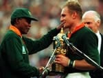 Nelson Mandela Rugby World Cup 1995