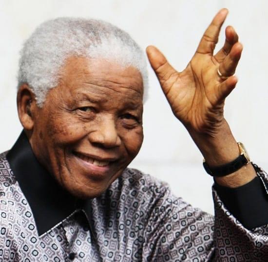 Nelson Mandela Tribute - 1918-2013