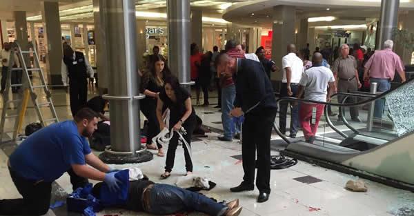 Shooting Johannesburg Bedford Centre