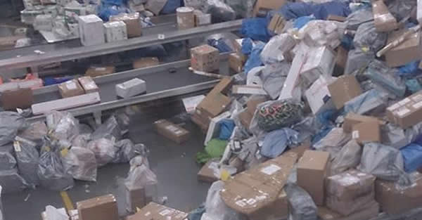 This is why Packages sent via SA Post Office Disappear - South