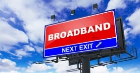 Broadband ADSL Internet Speeds