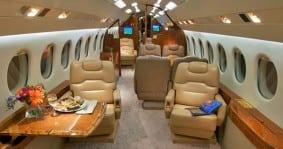 Falcon 900 Business Jet