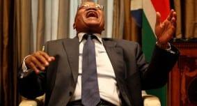 Jacob+Zuma+laughing