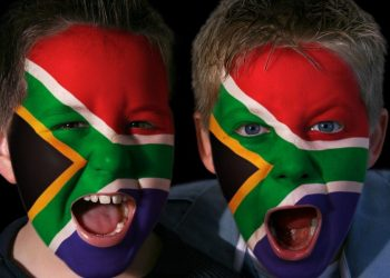 Rugby South Africa vs UK / Britain
