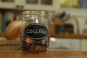 Money for university