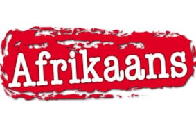 Afrikaans Stamp