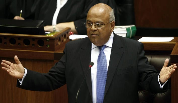 South Africa's Gordhan given deadline by police in spy unit case