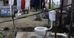 Informal traders in SA will get – toilets!