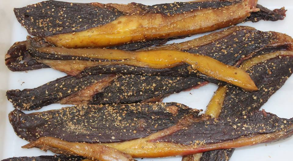 Beef and Game Biltong Recipe - South