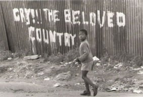 Cry for South Africa