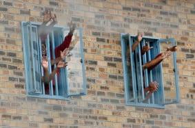 prisoners in SA