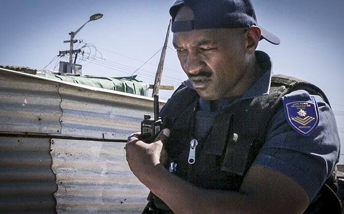Cape Town Police Force