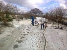 Snow Zimbabwe