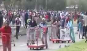 Looting Riots Pretoria