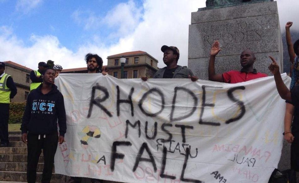 RhodesMustFall