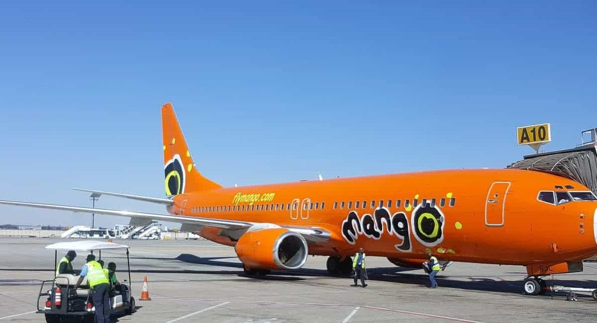 Mango Airlines Expect Flights To Resume On Thursday